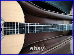 Taylor 114e Grand Auditorium Acoustic Electric Guitar With Gig Bag