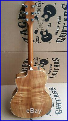 Taylor 214CE Acoustic Electric Guitar, Easy Play made, rare collection! #7389