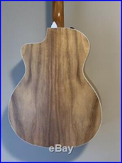 Taylor 214ce Acoustic/Electric Guitar Solid Sitka Spruce Top withLayered Koa Back