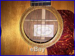 Taylor 30th Anniversary Acoustic Electric Guitar