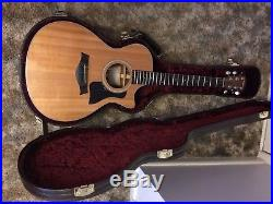 Taylor 312ce Acoustic Electric Guitar with Hardcase