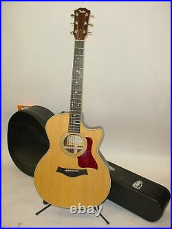 Taylor 414CE-L10 2005 Fall Limited Edition Cutaway Acoustic Electric Guitar