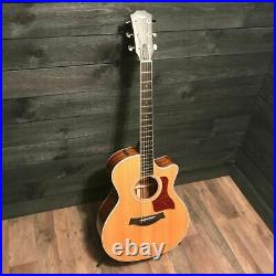 Taylor 414ce Grand Auditorium Acoustic Electric Guitar with Case