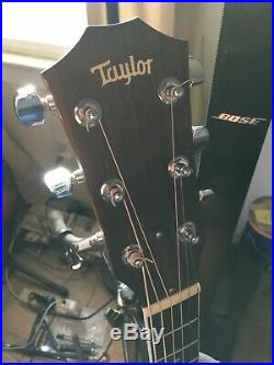 Taylor 414ce Grand Auditorium Acoustic Electric Guitar with Hardshell Case