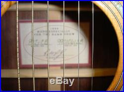 Taylor 812-CE 1999 NAMM Show Exclusive Cutaway Acoustic Electric Guitar 812ce