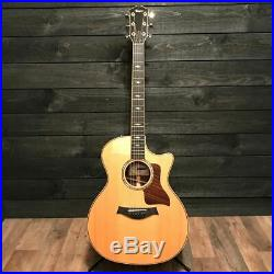 Taylor 814ce Grand Auditorium 800 Series Acoustic-Electric Guitar with Case