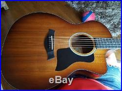 Taylor Koa 6 string Acoustic/Electric guitar