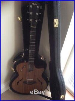 Taylor T5z Classic Acoustic / Electric Guitar hybrid with hard shell case