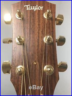 Taylor USA 312ce Acoustic/Electric Guitar
