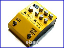 Used Boss OD-200 Overdrive Distortion Fuzz Guitar Effects Pedal
