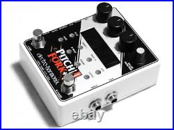 Used Electro Harmonix Pitch Fork + Plus Pitch Shifter Guitar Effects Pedal