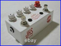 Used JHS Tim Marcus Milkman Delay Boost Guitar Effects Pedal