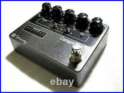 Used Keeley Compressor Pro Guitar Effects Pedal