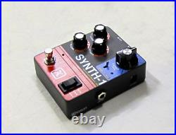 Used Keeley Synth-1 Reverse Attack Fuzz Wave Generator Guitar Effects Pedal