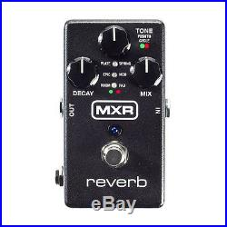 Used MXR M300 Reverb Guitar Effects Pedal with Power Supply