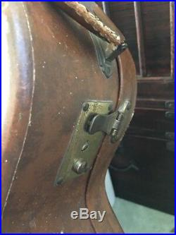 Vintage Lifton made In USA GUITAR Case 1950's