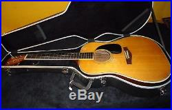 Vintage LoPrinzi LR-20 Dreadnaught Acoustic/ Electric Guitar with Case New Jersey