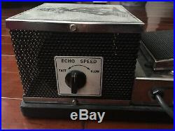 Vintage Morley Tel-Ray EVO-1 Echo Volume Rotary Oil-Can Guitar Effects Pedal EX