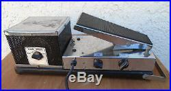 Vintage Morley Tel-ray Evo-1 Echo Volume Rotary Oil-can Effect For Repair Parts