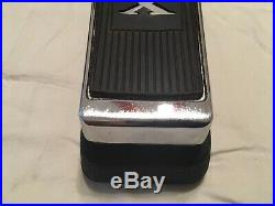 Vintage Vox Clyde McCoy Wah Guitar Pedal 1967 with case in Original Condition