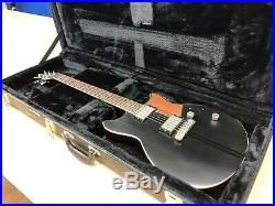 Yamaha Revstar RSP20CR Brushed Black Electric Guitar with certificate