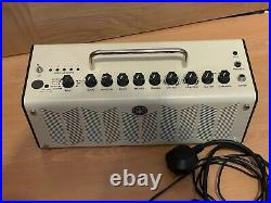 Yamaha THR-10 in immaculate condition. Mains and battery powered with USB