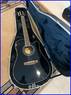 Zager ZAD50 2018 Acoustic Electric Guitar